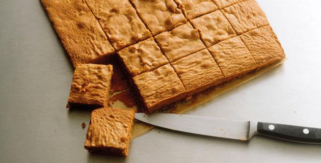 Step-by-Step – Brownies mit Vollmilchkuvertüre