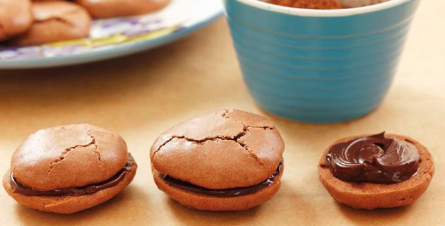 Step-by-Step: Schokoladen-Macarons zubereiten