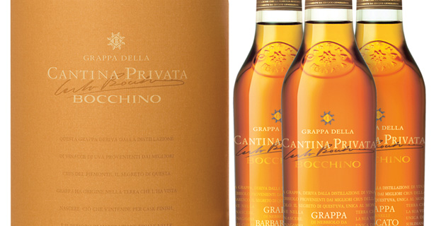 Grappa-Collection – reine Brände aus Italien