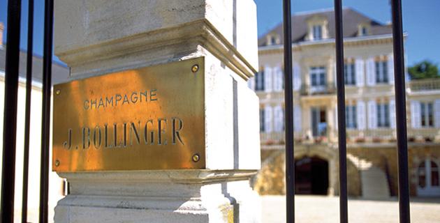 Bollinger – Für die besonderen Momente
