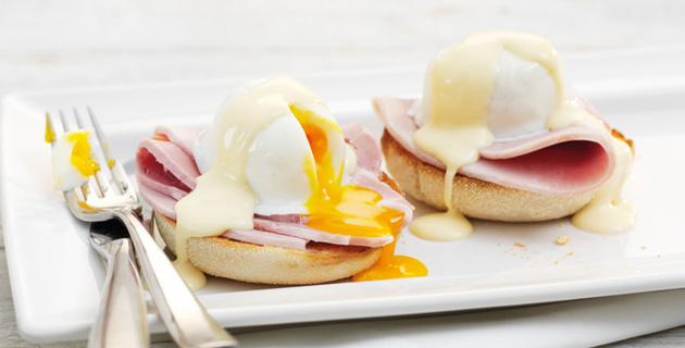 Eier Benedikt – Frühstücken wie Gott in Frankreich