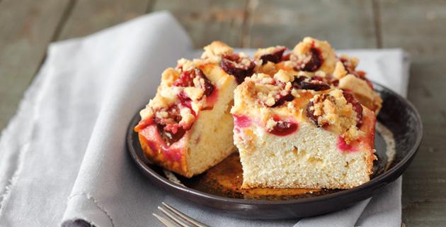 Pflaumen-Streusel-Kuchen vom Backblech