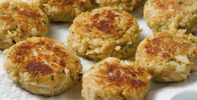 Step-by-Step: Crab Cakes selbst zubereiten
