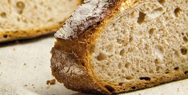 Weizenmischbrot –  einfach selbst backen