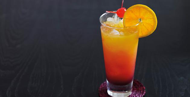 Tequila Sunrise – der Sonnenaufgang im Glas