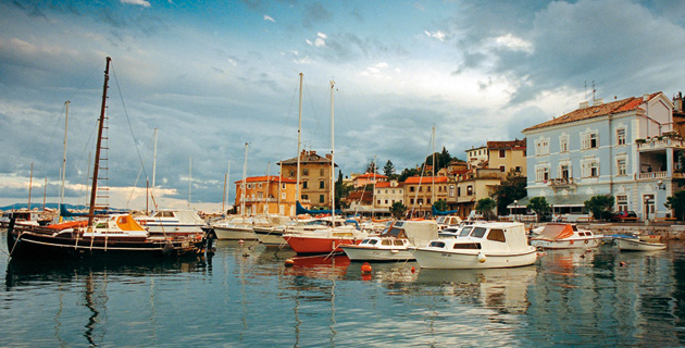 Opatija in Kroatien – Davon will man einfach Meer