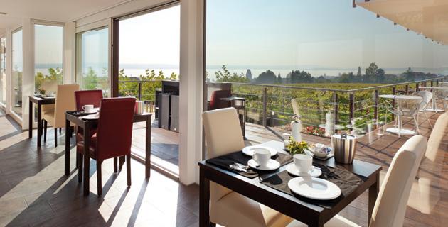 Hotel Burgunderhof – Fruchtbares vom Bodensee
