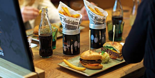 Burger – weitaus mehr als nur Fast-Food