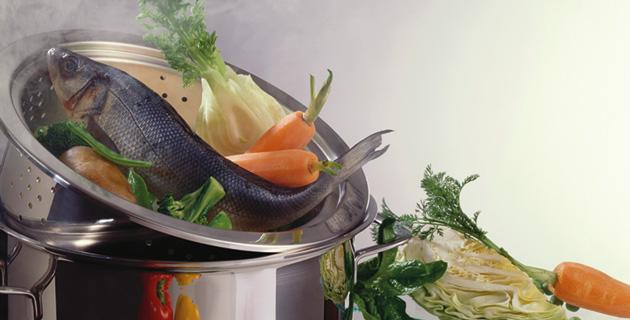 Vorteile des Dampfgarens – dem Essen Dampf machen