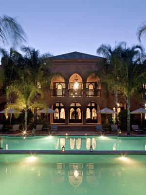 Das Mosaic Palais Aziza & Spa in Marrakesch