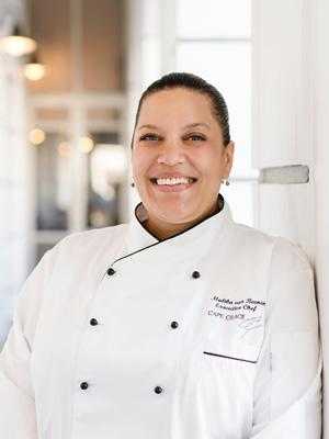 Malika van Reenen vom 5 Sterne-Superior-Hotel Cape Grace