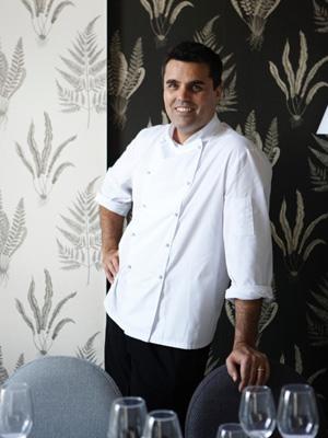 Peter Tempelhoff - Chefkoch im Gourmetrestaurant The Greenhouse