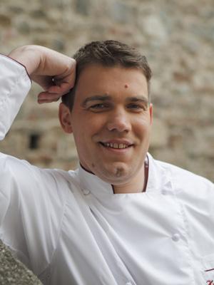 Luis Haller kocht seit 2007 für das Gourmetrestaurant