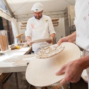 Schaubacker der Südtiroler Bäcker