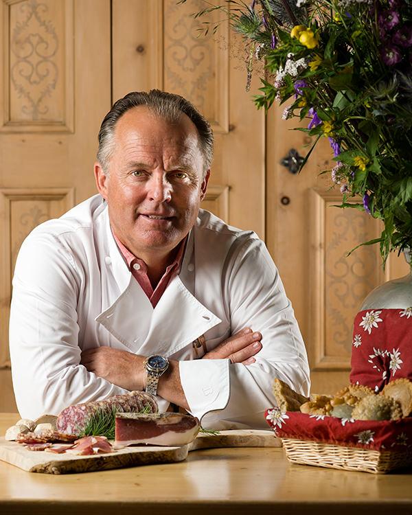 Martin Dalsass hat das Restaurant Talvo bereits vor vier Jahren übernommen