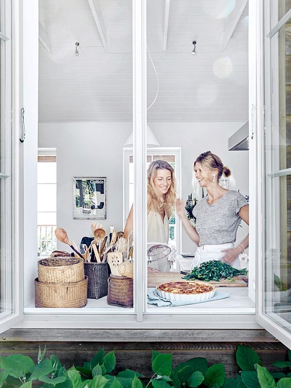 Charlotte Lynggaard öffnet für SALON ihre Türen in Kopenhagen