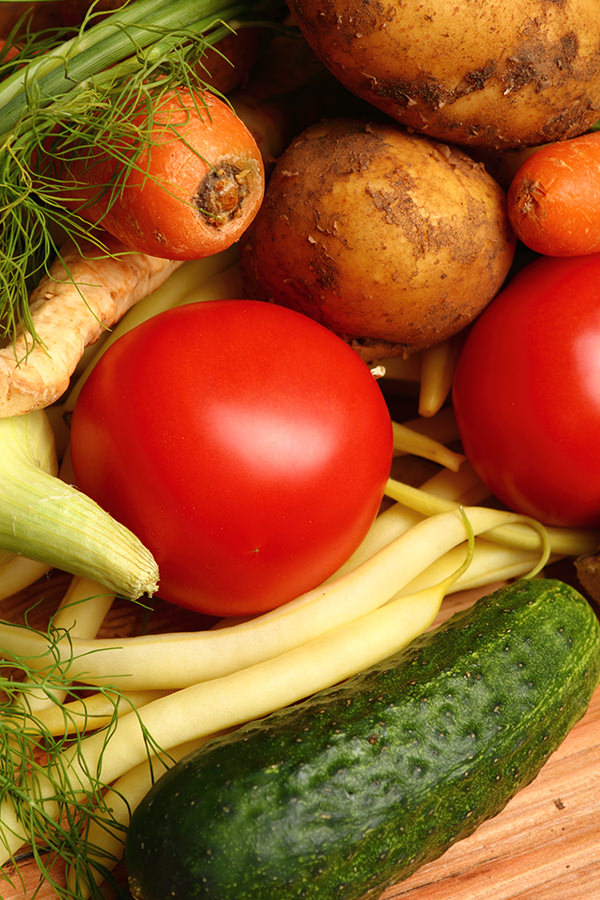 Die Schärfe kann in vielen Fällen durch die simple Beigabe von Gemüse abgemildert werden.
