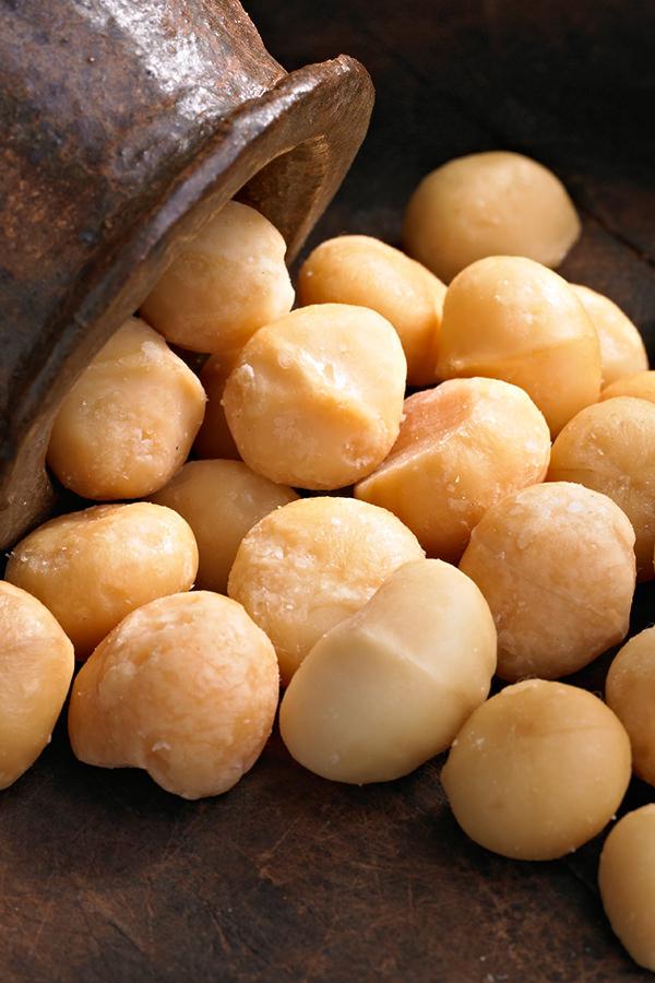 Der Anbau von Macadamianüssen gilt als besonders aufwendig