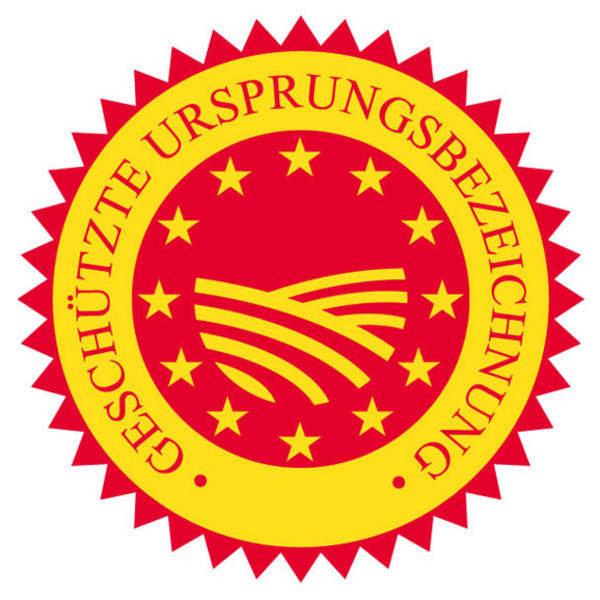 Prosciutto di Parma DOP ist eine rechtlich geschützte Ursprungsbezeichnung