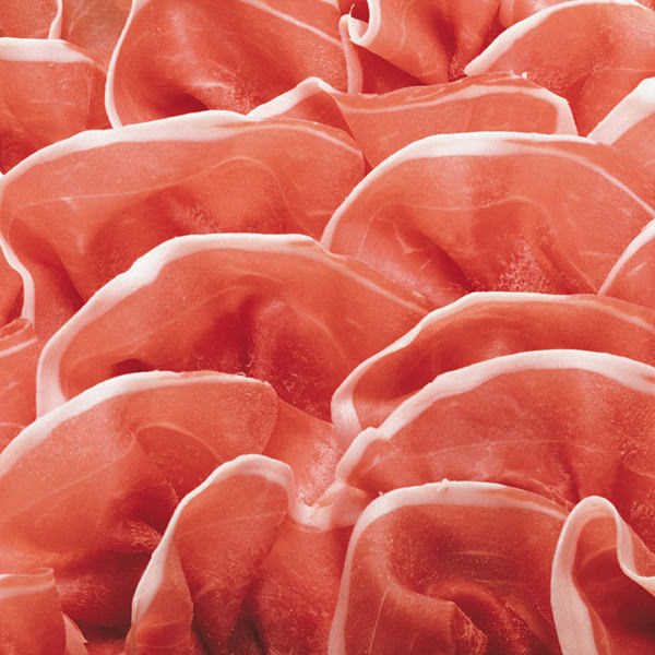 Die fertige Delikatesse - Prosciutto di Parma