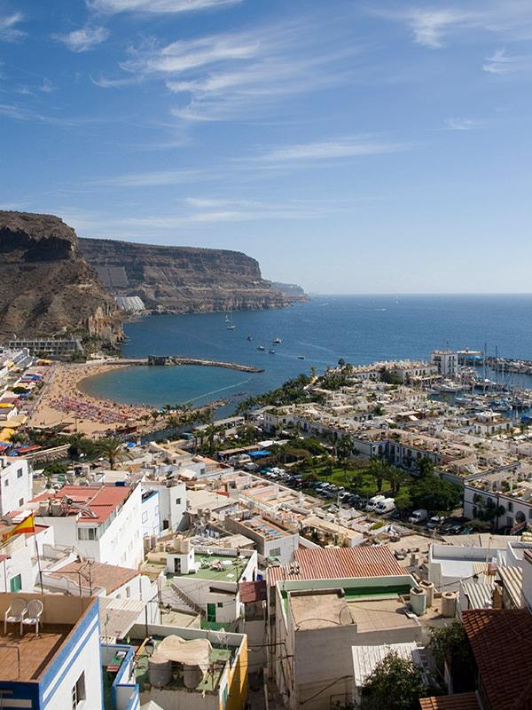 Auch Gran Canaria gehört zu den beliebtesten kanarischen Urlaubszielen