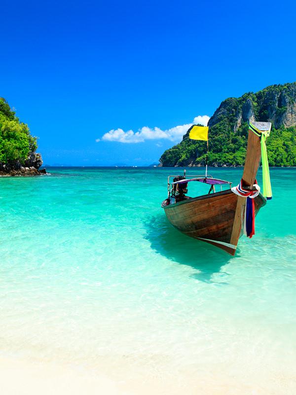 Thailand - im europäischen Winter ein Paradies