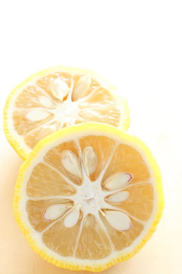 Die Yuzu ist das asiatische Pendant zu unserer Zitrone