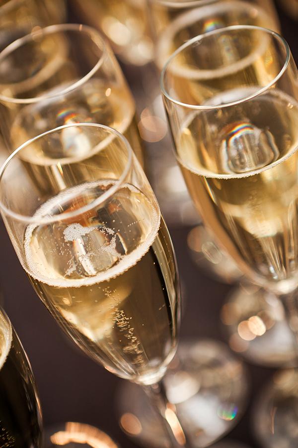 Champagner passt nicht nur zu Apéro und Austern