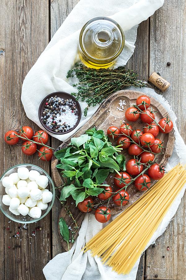 Mediterran und saisonal - so wird bei den Salonlöwinnen gekocht