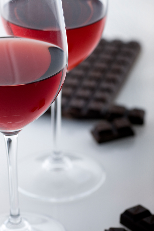 Nicht nur Geschmackssache: Die richtige Kombination von Wein und Schokolade