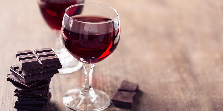 Schokolade & Wein verkosten (2) – Der Ablauf