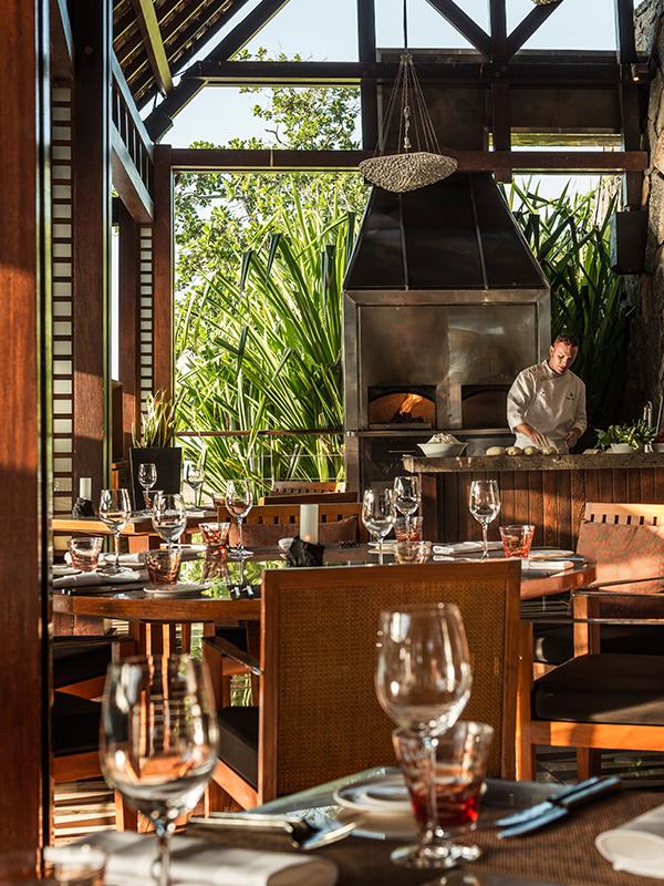 Kulinarische Vielfalt: Im mauritianischen Resort gibt es gleich drei Restaurants