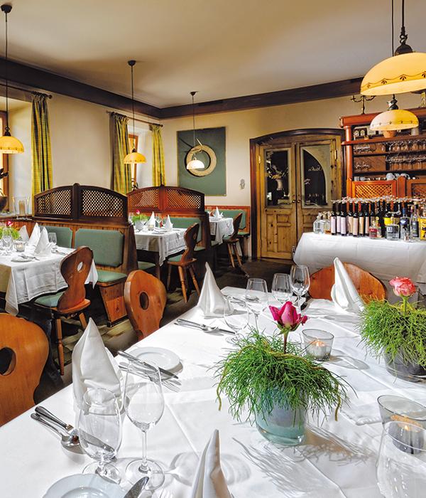 Steirawirt: Das Restaurant von Innen