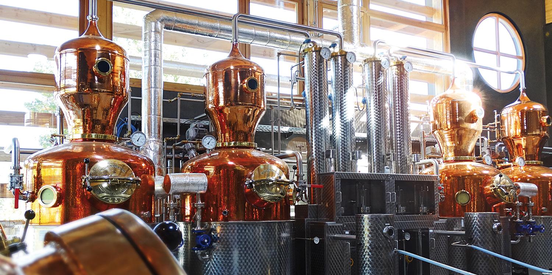 Destillerie Lantenhammer – Bayern mit Umdrehungen