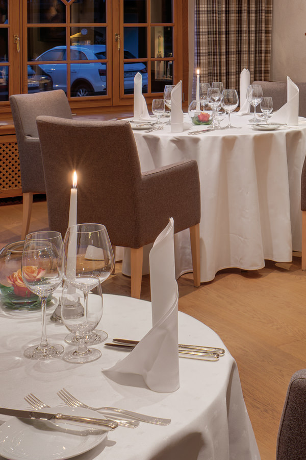 Gourmet Restaurant Adler in Häusern