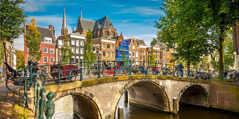 Amsterdam – Besuch in der Fahrradhauptstadt Europas