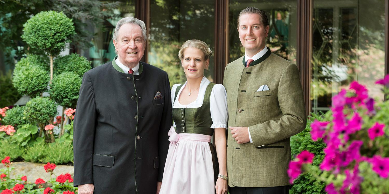 Britta und Hannes Bareiss – die nächste Generation