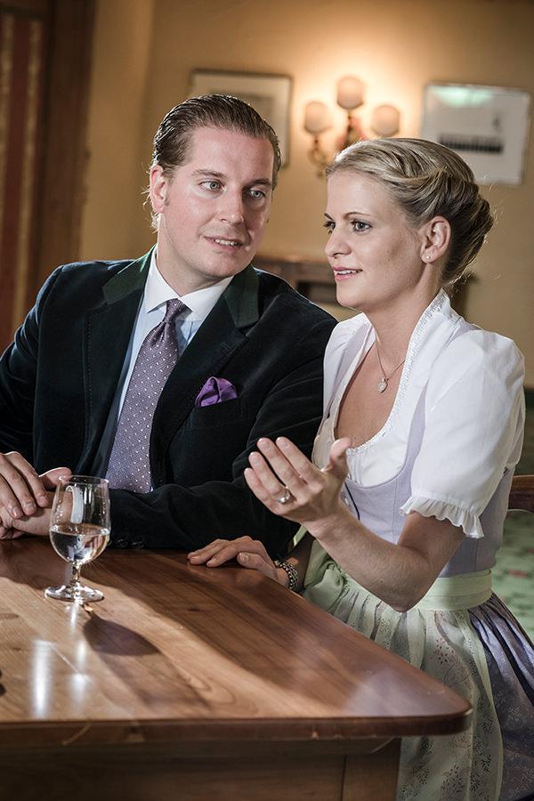 Hannes und Britta Bareiss