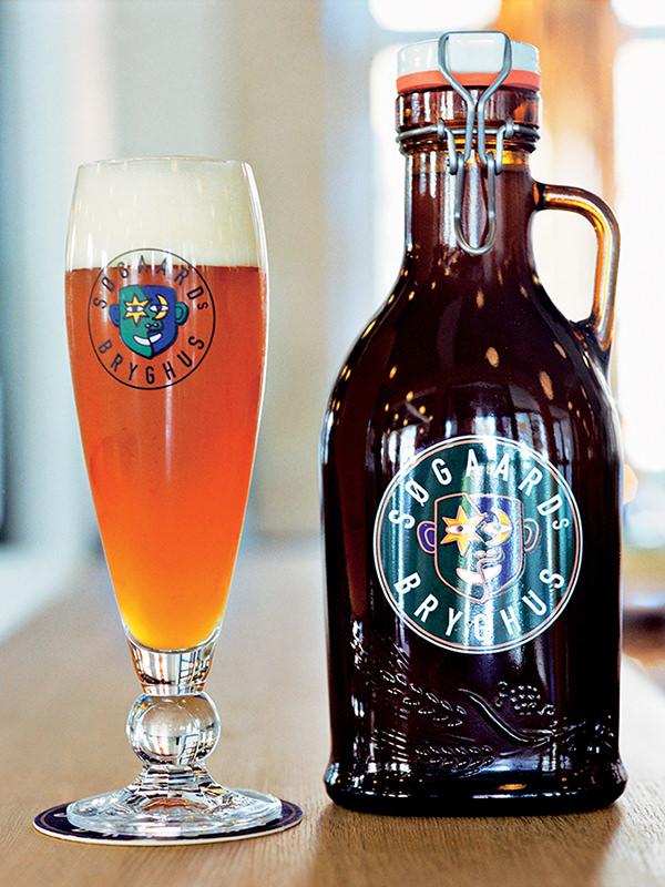 Soegaards Brauerei in Dänemark