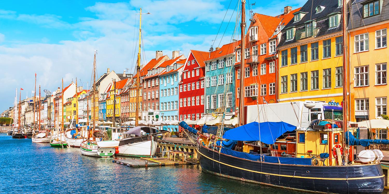 Kopenhagen – nackte Schöne, Hippiekommunen und mehr