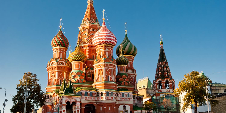 Moskau – Krimsekt und Türme aus rotem Gold