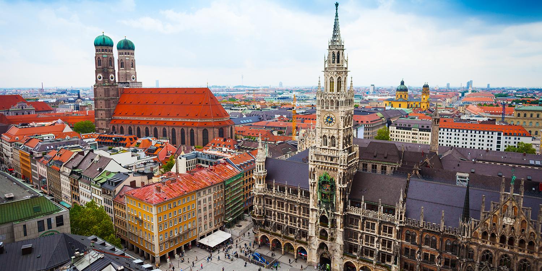 München – Eine Stippvisite im Freistaat Bayern