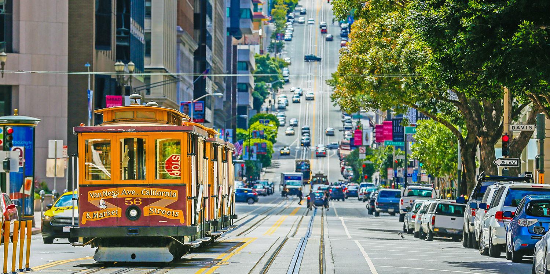 San Francisco – Von der Hippie-Metropole zu Silicon Valley