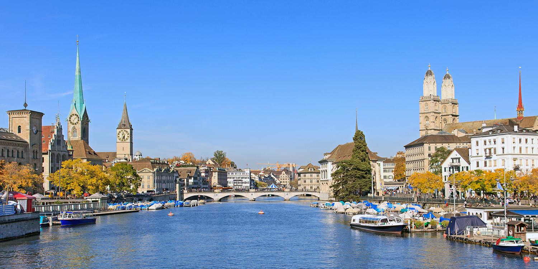 Wen Gott liebhat, dem gibt er ein Haus in Zürich
