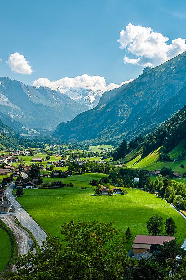 In der Schweiz gibt es die meisten Sterne pro Einwohner