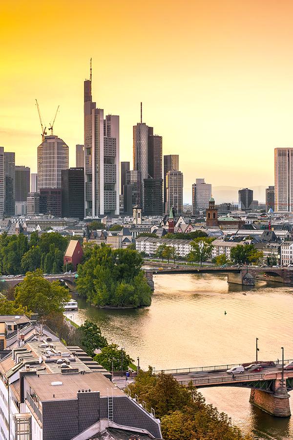 In Frankfurt findet wieder die Buchmesse statt