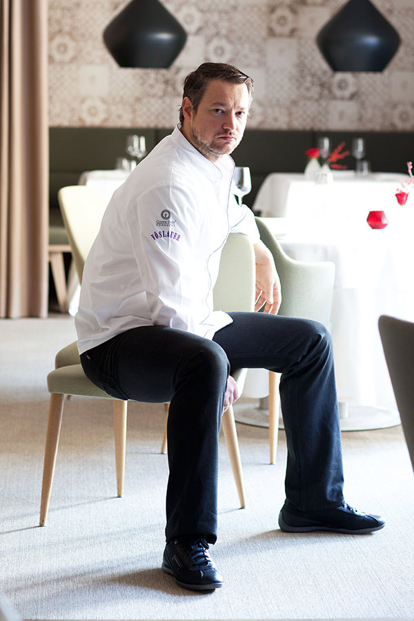Andreas Döllerer ist unter den Top 10 in Österreich