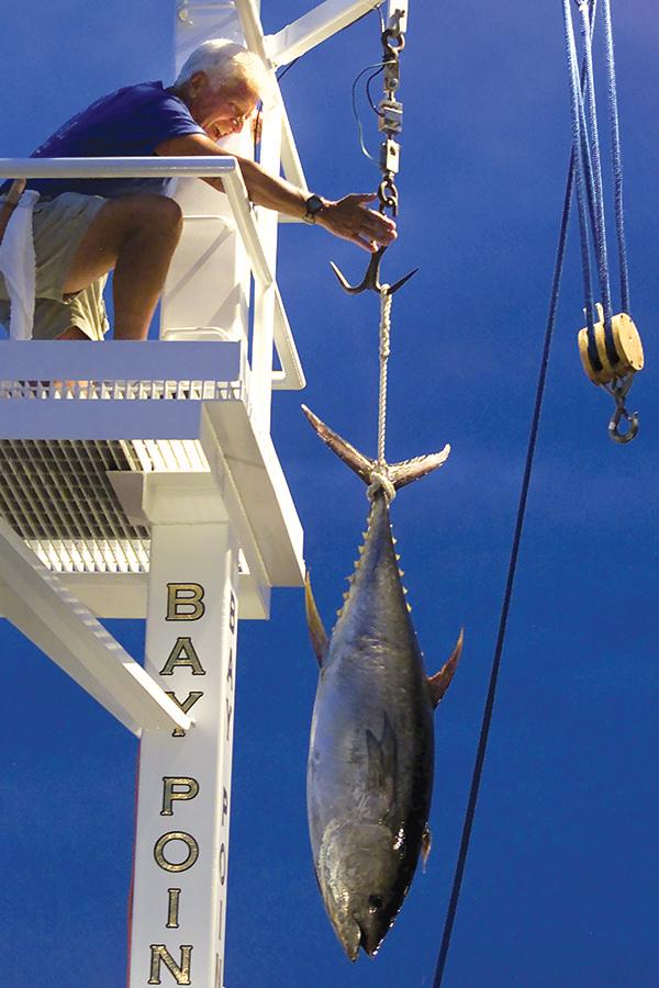 Überall an der Küste findet man Hobby-Fischer