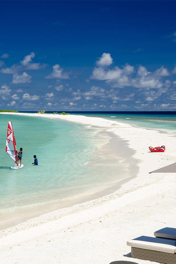 Malediven – pure Erholung