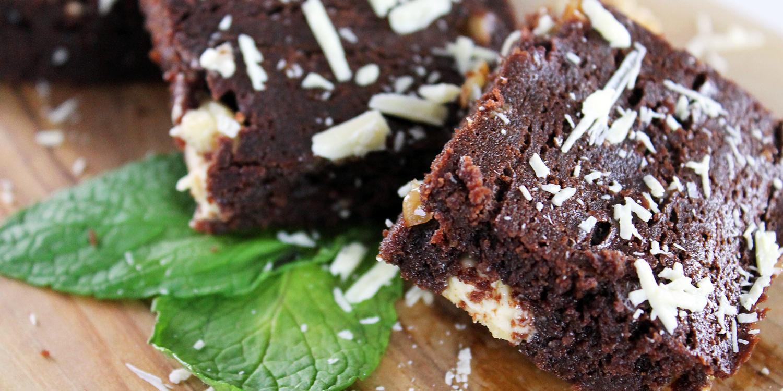 Step-by-Step: Saftige Brownies mit Walnüssen
